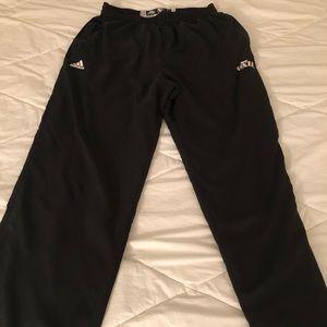 Men's Large UTAH JAZZ Adidas pants